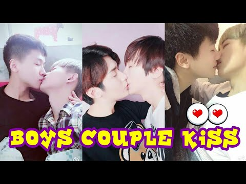 Boys Couple Kiss P.1