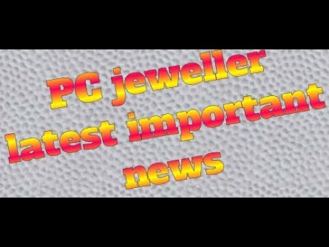 PC jeweller latest important news