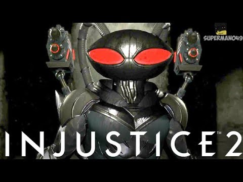 Injustice 2: Black Manta Gameplay Reveal & Possible Release Date (Injustice 2 Fighter Pack 2 DLC)  