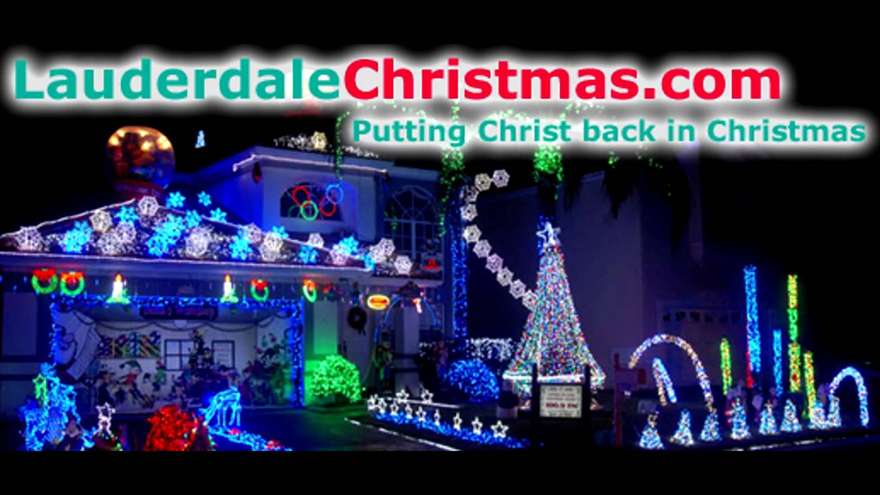 our 64000 led 2009 christmas lights display dances to carol of the bells by david foster youtube