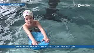 Bazén hodiny plavání