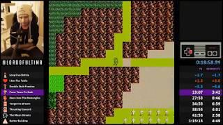 Zelda II Speedrun | 100% All Keys 1CC (1:14:51)