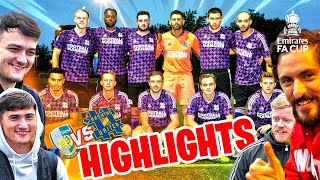 FA CUP HISTORY!! - HASHTAG UNITED HIGHLIGHTS