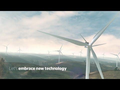 Vestas Taller Turbines