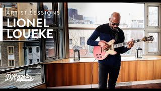 Baixar Lionel Loueke x Deluxe Brighton Limited Edition | Artist Sessions | D'Angelico Guitars