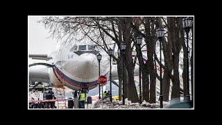 Внуково: прибыли два Ил-96 с высланными из США дипломатами РФ