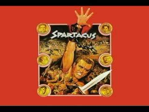 Spartacus - Love Theme