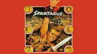 Spartacus - Love Theme