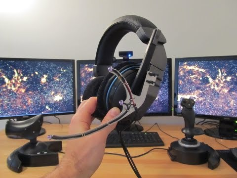 Affordable Elite: Dangerous / Star Citizen Head Tracker Review - A Cheap Tracker Under £35 / US$55