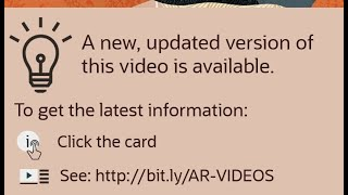 Overview: Manage the Reconciliation Process in Account Reconciliation video thumbnail