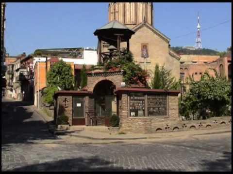 Short visit of Tbilisi (Géorgie/Georgia)