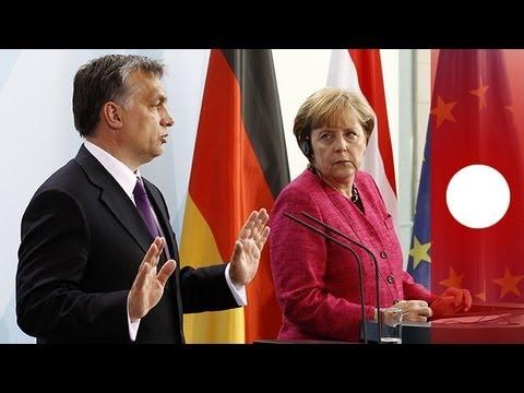 Viktor Orbán verärgert deutsche Politik mit Nazi-Vergleich