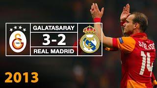 Geniş Özet | Galatasaray 3-2 Real Madrid (09.04.2013)