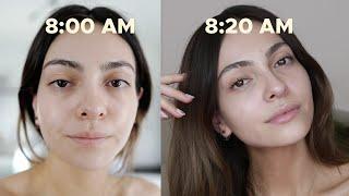 Cómo verte mejor SIN MAQUILLAJE (solo skincare y trucos) | Anna Sarelly