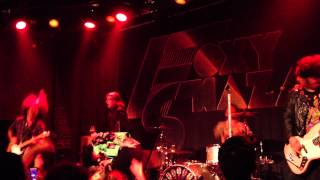 "Foxy Shazam ""Welcome to the Church of Rock and Roll"" Live at the Social Orlando 5/25/12"