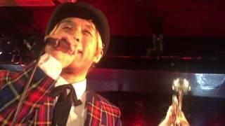 2016年11月20日梅田Zeelaにて行われたGELUGUGUライブでのセッションアン...