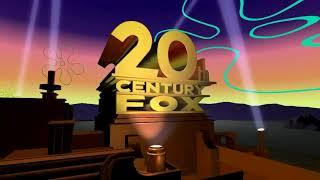 20th Century Fox (1994-2010) Logo Remake (Underwater Version)