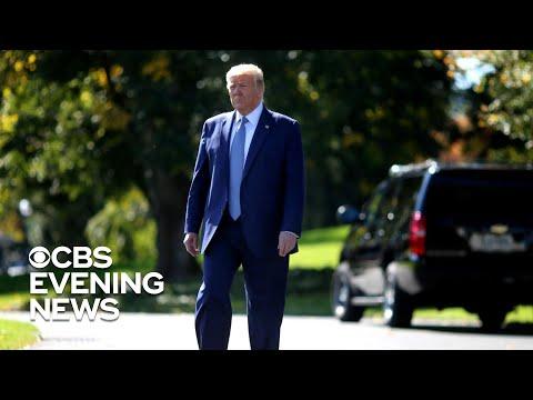 Trump Retaliates Against Impeachment Proceedings, Toys With Releasing Ukraine Call Summary