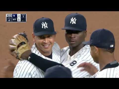 New York Yankees 2016 August Highlights