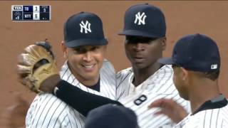 New York Yankees 2016 August Highlights
