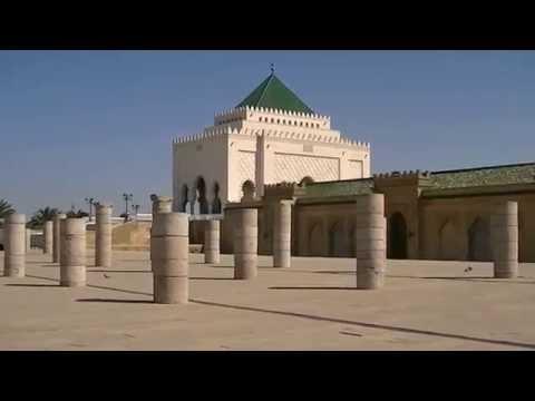 Mausolée Mohammed V et Tour Hassan