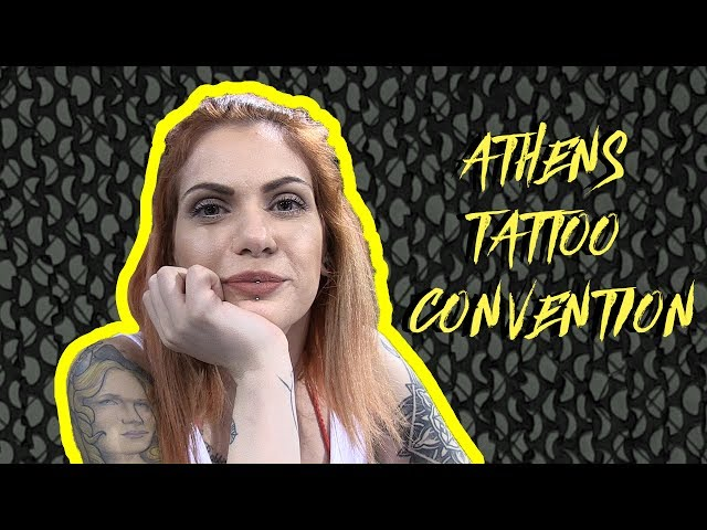 Athens Tattoo Convention 2017
