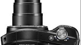 Nikon coolpix L610 Unboxing