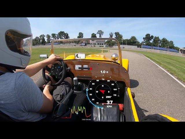 KCC Trackday 2019 - Tiger Avon - WiMeDo