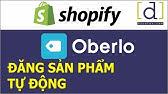 Hướng dẫn xử lý đơn hàng trong Shopify với Oberlo - YouTube