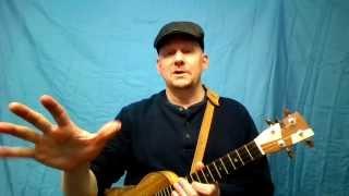 MUJ:  Sweet Georgia Brown (ukulele tutorial)