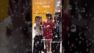 SKE48 山田樹奈 上村亜柚香 日高優月 TikTok.