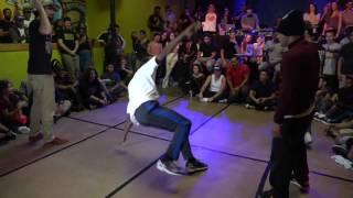 Shamrock Bboy/Bgirl Battle - 9/4/2016 - Semifinal 2