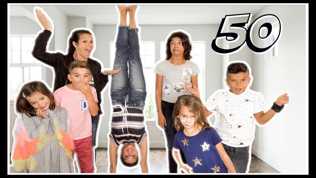 Download 50 things you DIDN'T KNOW about the TOA Family!