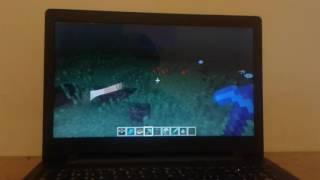 Comment activer les cordoné dans minecraft sur pc portable