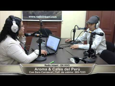 Aroma y Cafes del Peru  - Francisco Garcia