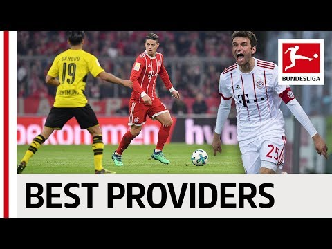The Best Providers of the Season - James, Müller & Co.