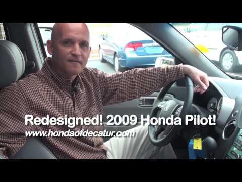 Honda of Decatur 2009 Pilot Gene Eudy Demonstration