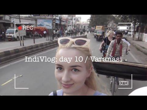 IndiVlog: Day 10 // Varanasi