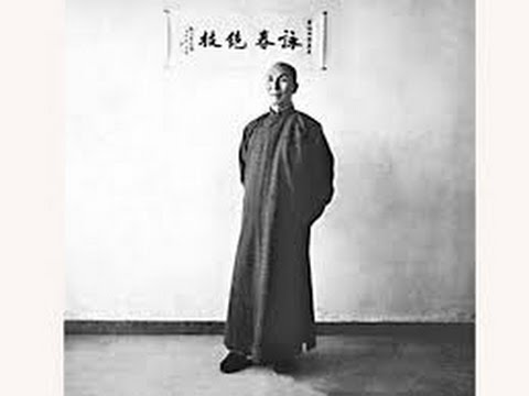 The real Yip Man (Ip Man) | Bruce Lee's master