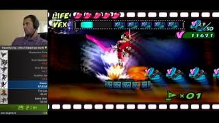 Viewtiful Joe - Ultra V-Rated, Any% - 48:56 (in-game time)