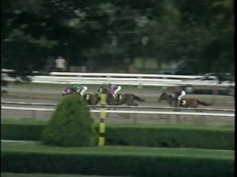 Rewind: Personal Ensign Splashes to Victory in the Whitney