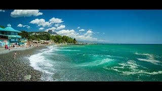 1 часть Отдых Алушта, Крым, море, горы, природа.