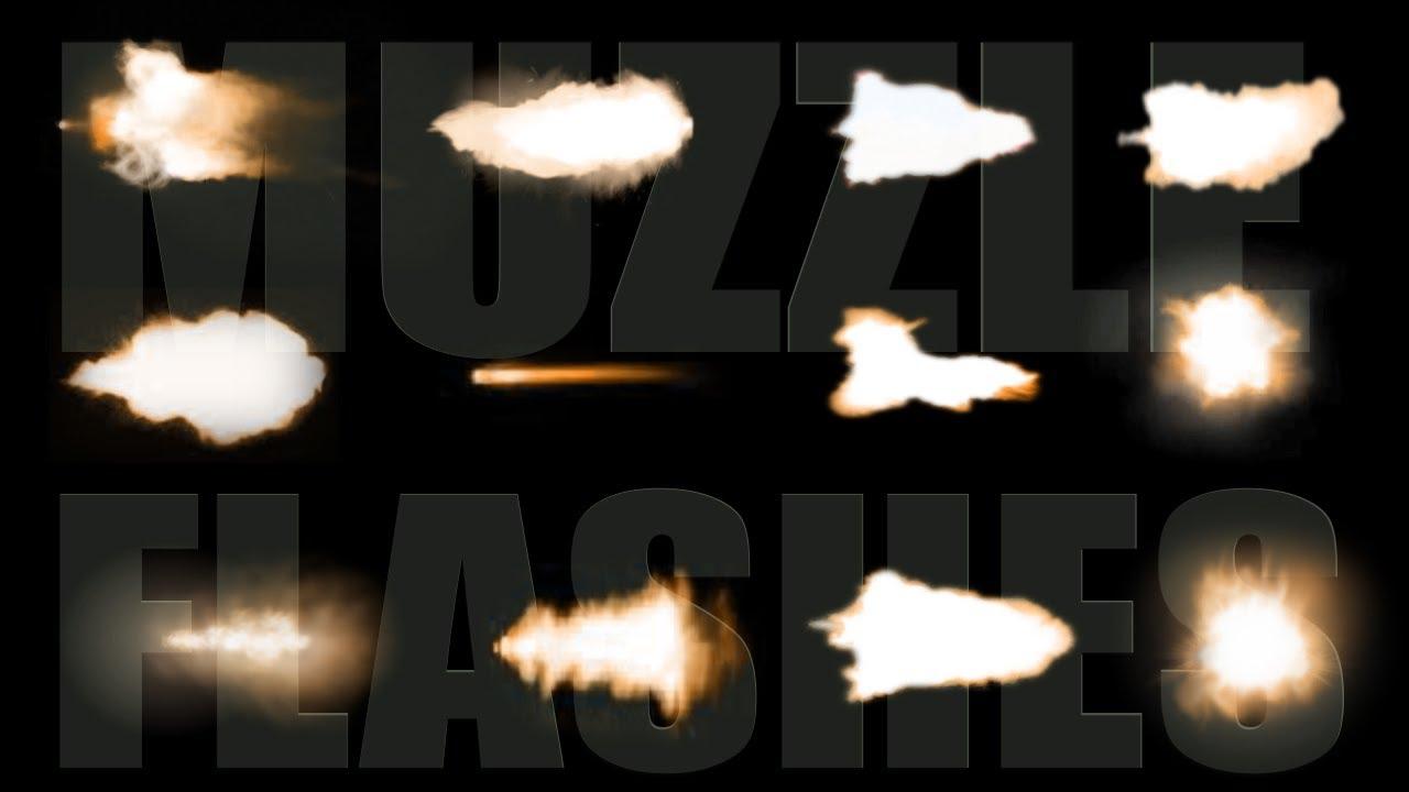 Muzzle Flash On Alpha Google Search
