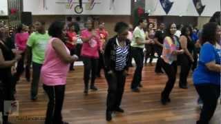 Island Life - Baltimore Throwdown Line Dance 12/09/12