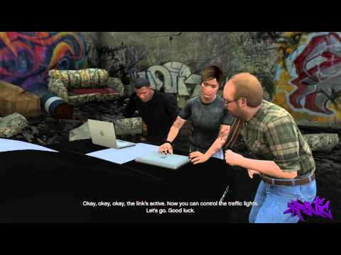 """GTA 5: """"The Big One"""" Final Bank Heist in Grand Theft Auto 5"""