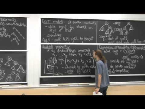 5. Dynamic Optimality I