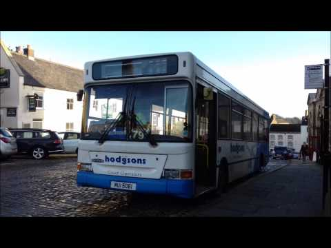 1998 DENNIS DART!!! Plaxton Pointer 2 With Startup - MUI6061