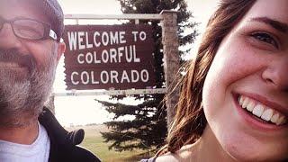 4,000 Miles, 8 Days, 1 Dad, 1 Daughter, 1 BFF And Her Boyfriend - Part 1