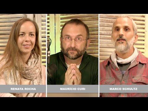 VOCÊ E A CIDADE com Marco Schultz e Renata Rocha em Diálogos 279