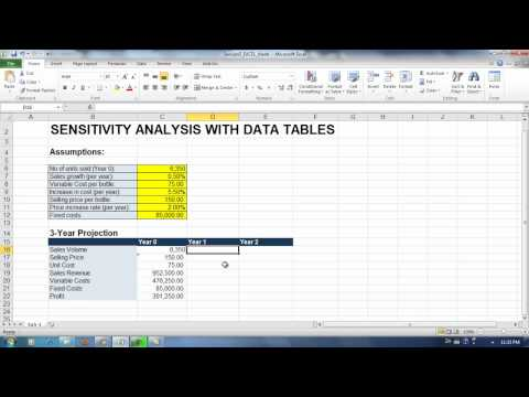 how to add solver table in excel 2010